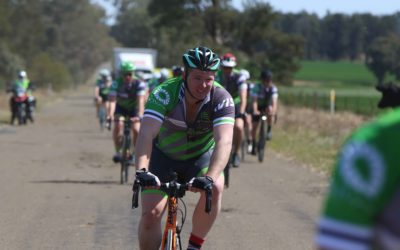 Riding for Resilience: Building strong and resilient communities
